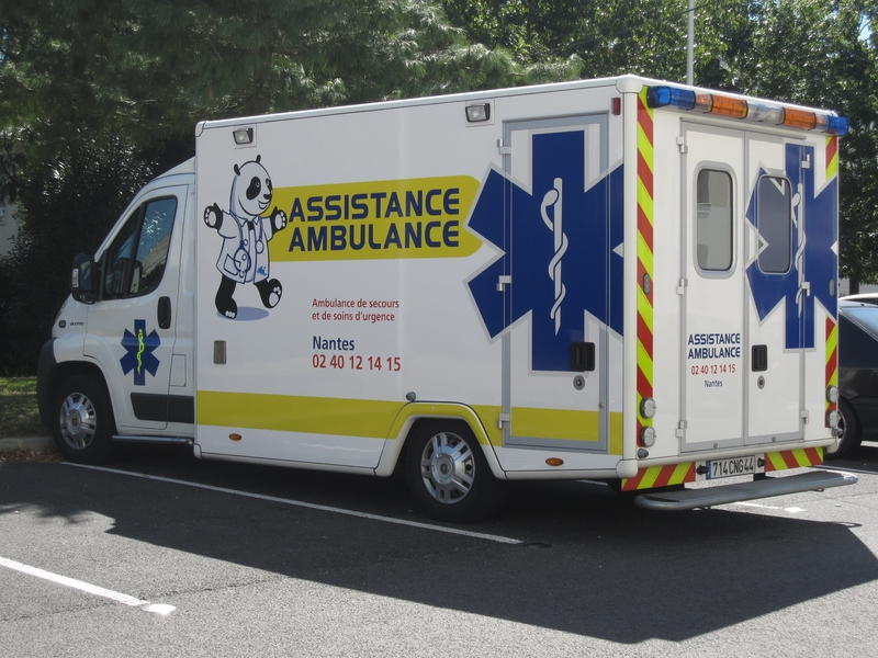 Assistance Ambulance