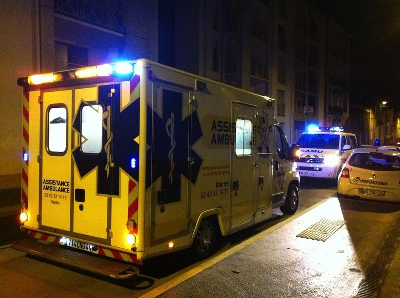 Assistance Ambulance