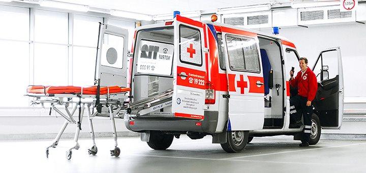 Concours ambulancier – épreuve écrite