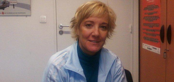 Brigitte, paramedic et aide-soignante