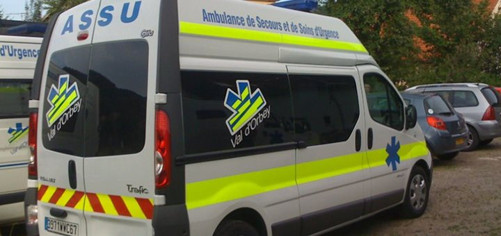 Les ambulances du Val d'Orbey
