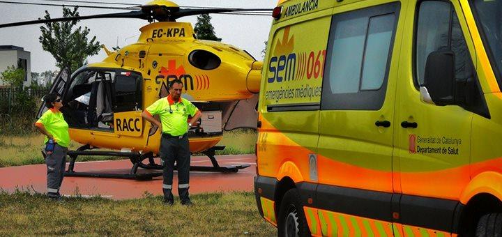 CHU de Grenoble et formation continue des ambulanciers