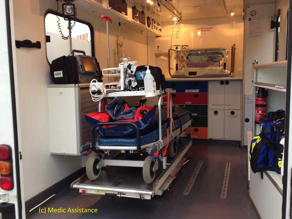 Medic Assistance (SARL Ambulances Arc en Ciel IDF)