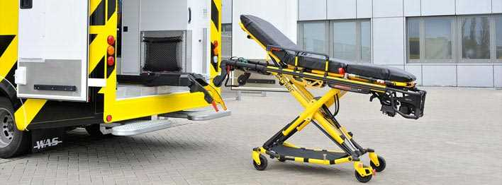 1314640645 Germany1 Ambulancier : le site de référence Stryker Performance Pro