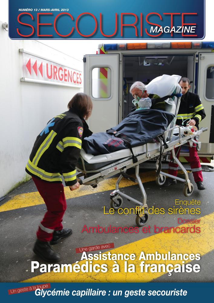 secouriste magazine-ambulanciers