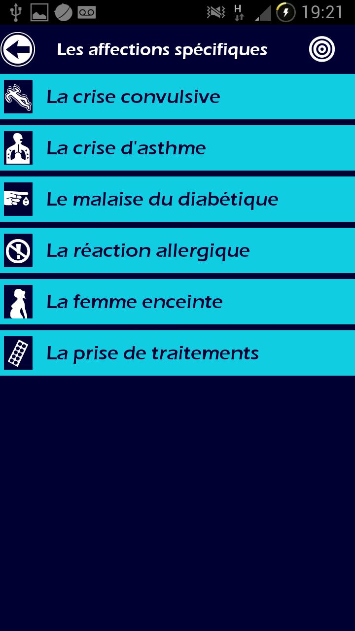 007 Ambulancier : le site de référence Application secours mobile reflex