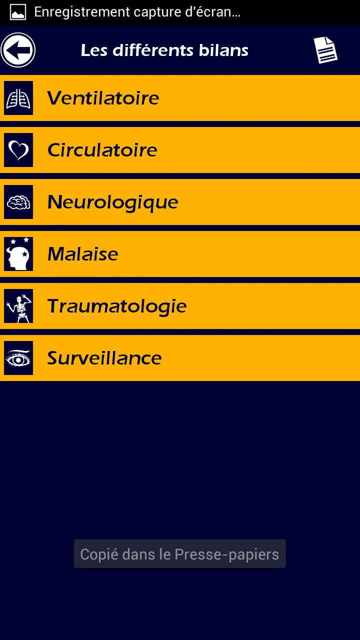 011 Ambulancier : le site de référence Application secours mobile reflex