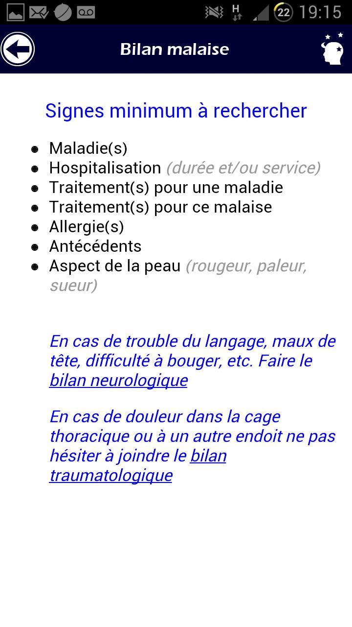 012 Ambulancier : le site de référence Application secours mobile reflex
