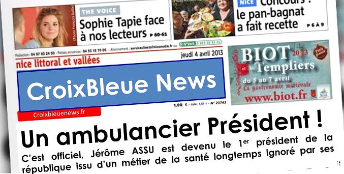ONPA : Collecte d'articles sur les ambulanciers…