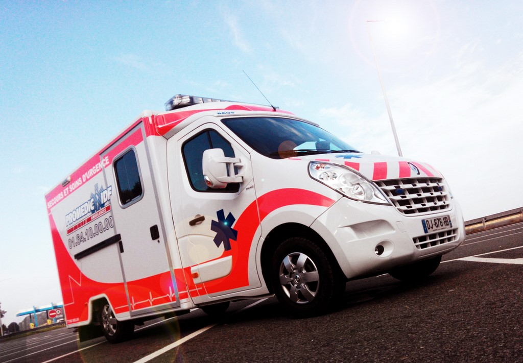 Vidéo : Ambulances Promedic