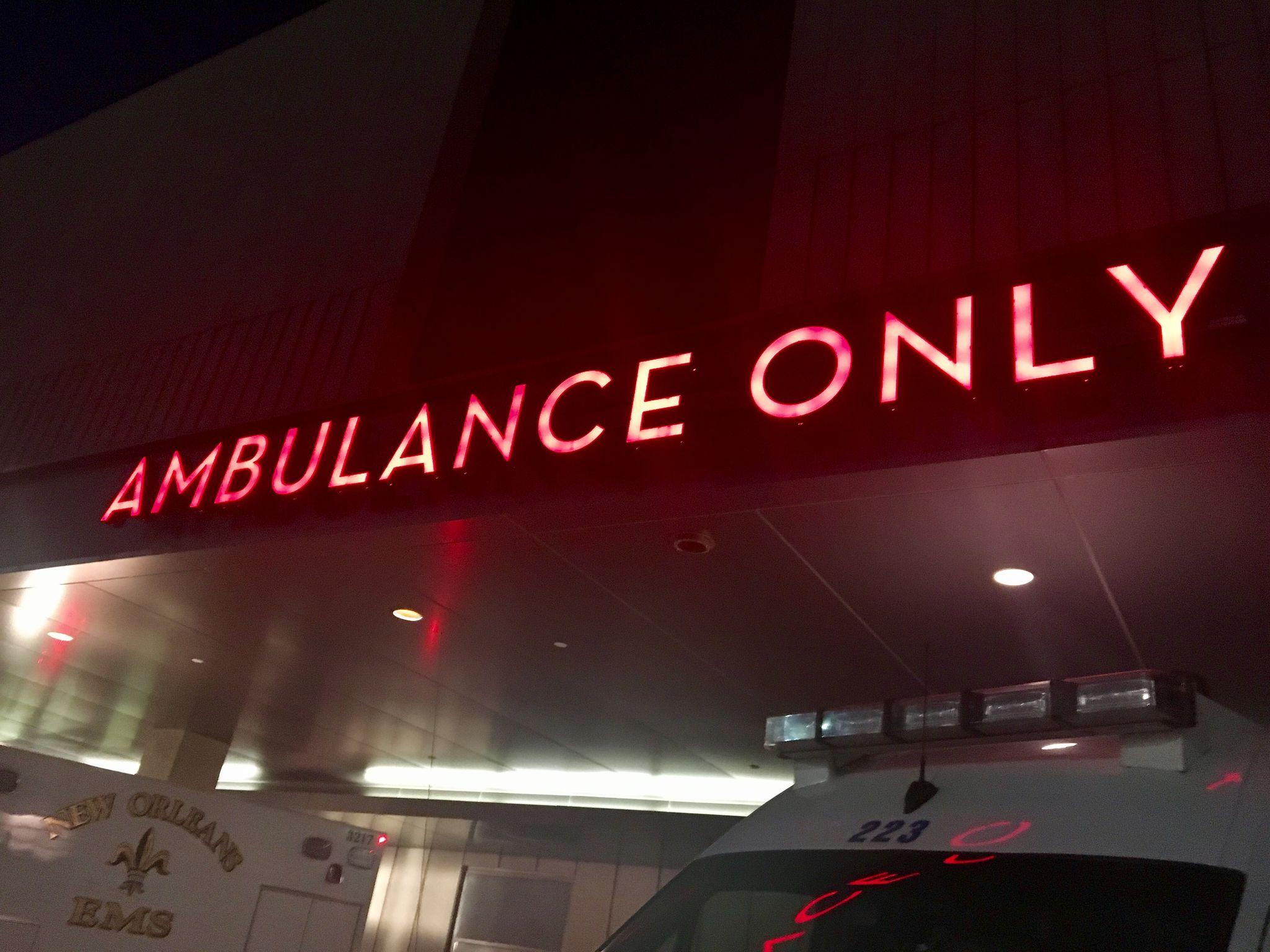 Ambulancier : le site de référence EMS Nouvelle Orléans - Un ambulancier parmi les paramedics