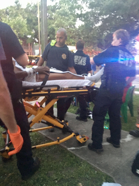 FullSizeRender26 Ambulancier : le site de référence EMS Nouvelle Orléans - Un ambulancier parmi les paramedics