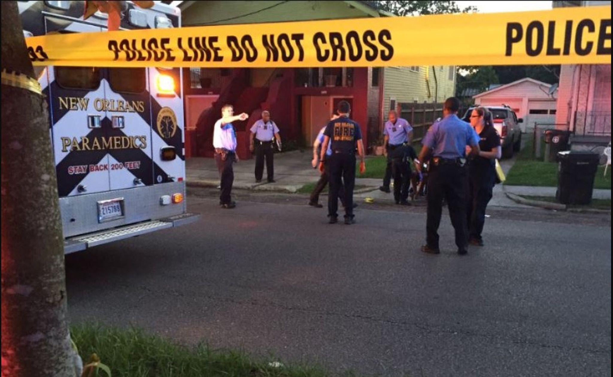 FullSizeRender47 Ambulancier : le site de référence EMS Nouvelle Orléans - Un ambulancier parmi les paramedics