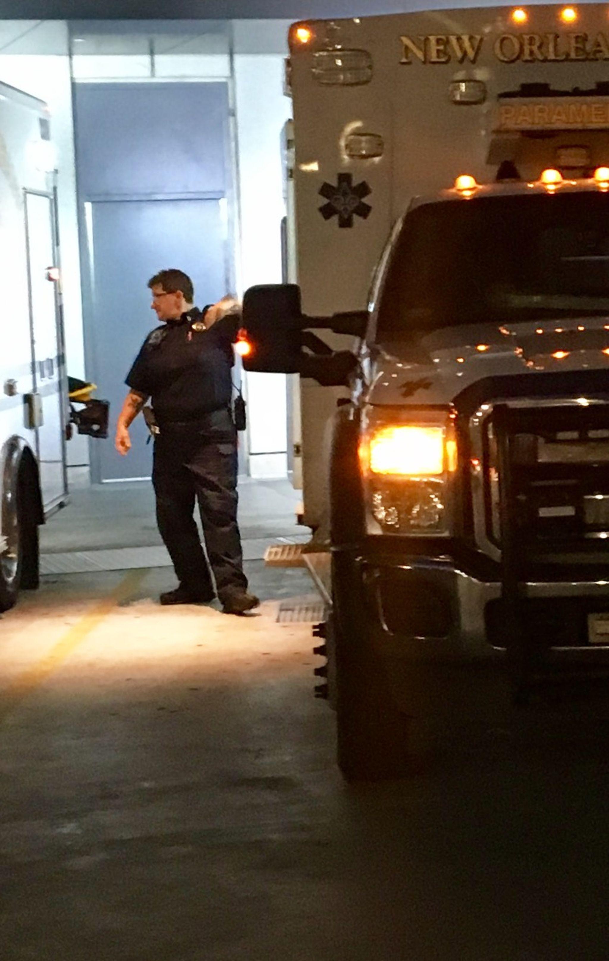 FullSizeRender8 Ambulancier : le site de référence EMS Nouvelle Orléans - Un ambulancier parmi les paramedics