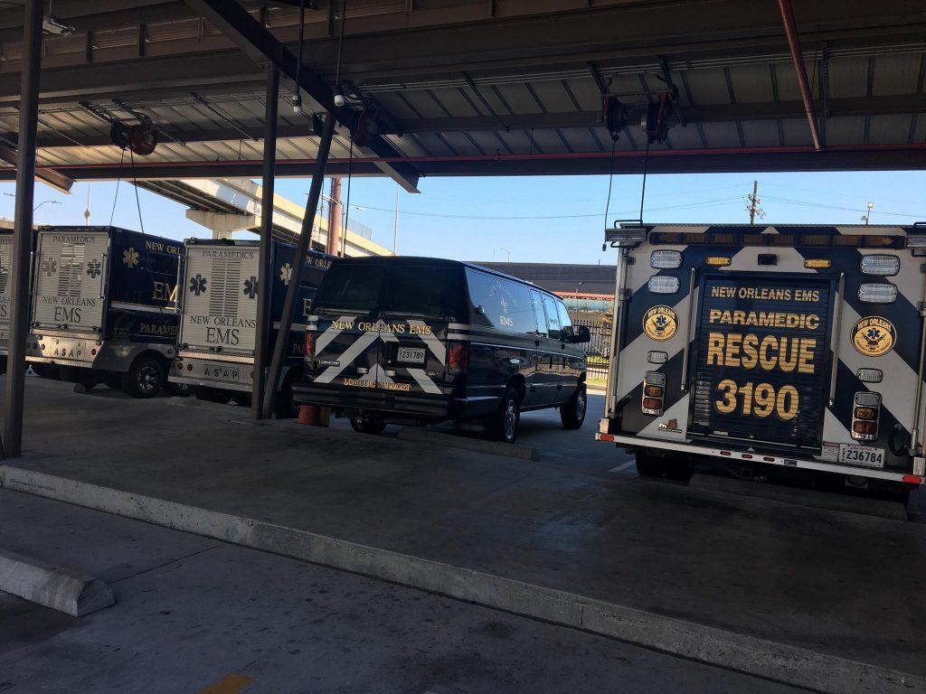 Emergency Medical Service Nouvelle Orléans