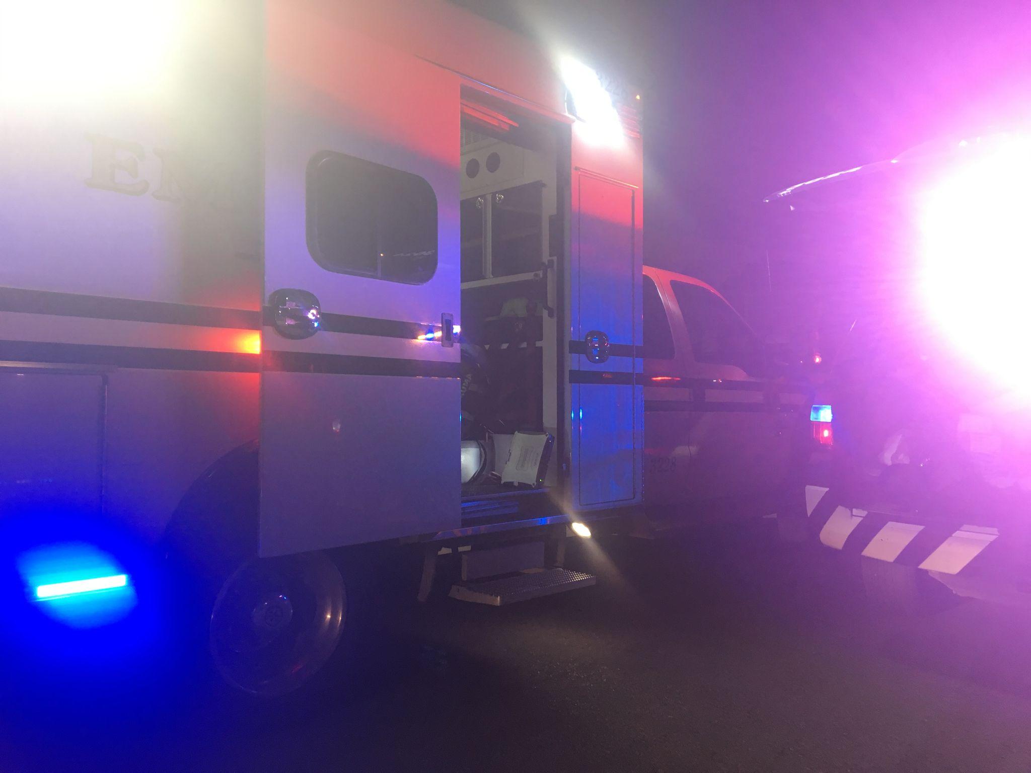 IMG 1881 Ambulancier : le site de référence EMS Nouvelle Orléans - Un ambulancier parmi les paramedics