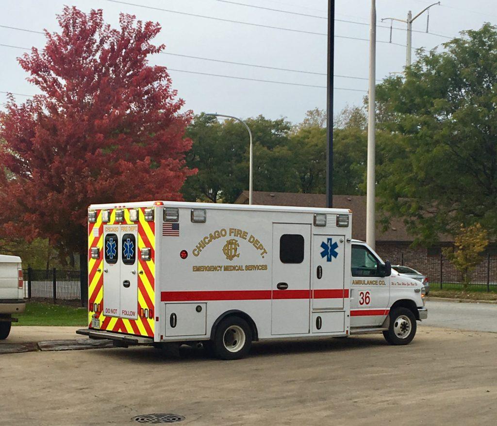 Emergency Medical Service de Chicago
