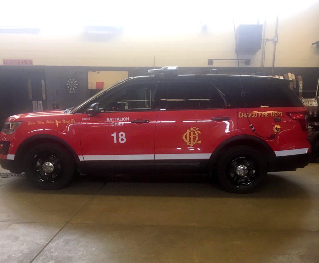 12 1 Ambulancier : le site de référence L'Emergency Medical Service de Chicago (Illinois)