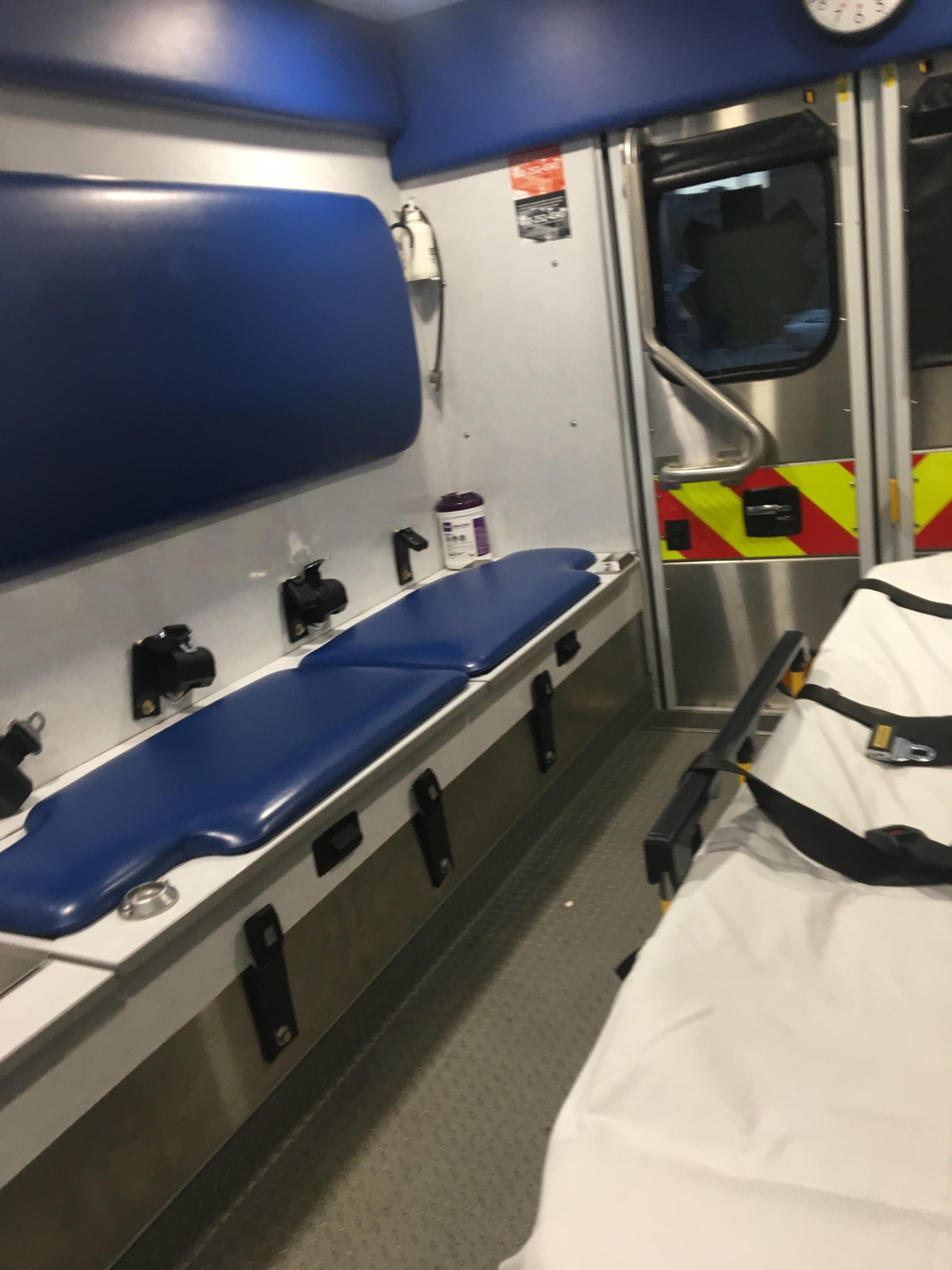 IMG 3942 1 Ambulancier : le site de référence Immersion chez les EMS Paramedic aux USA - Les images