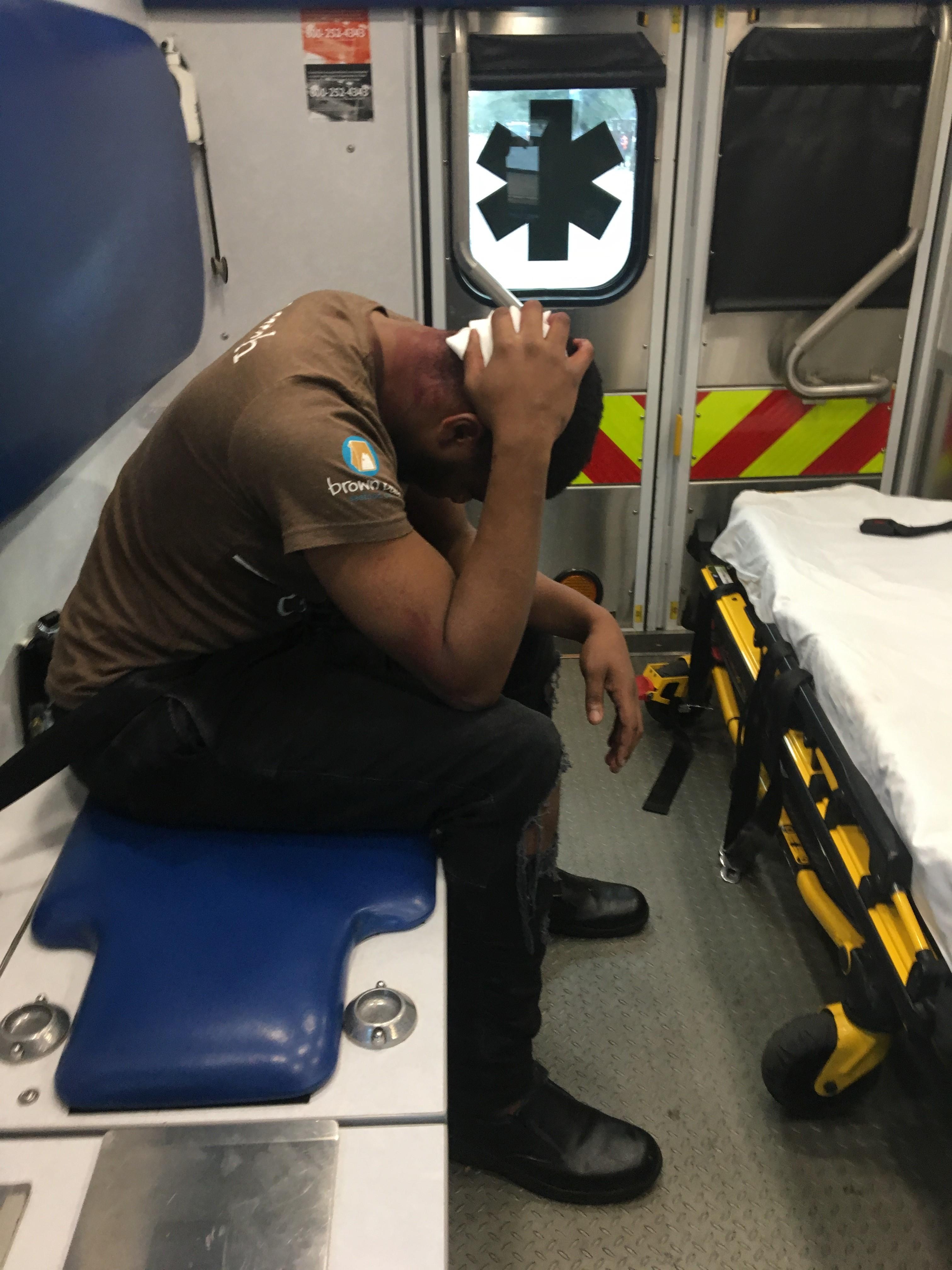 IMG 3960 1 Ambulancier : le site de référence Immersion chez les EMS Paramedic aux USA - Les images
