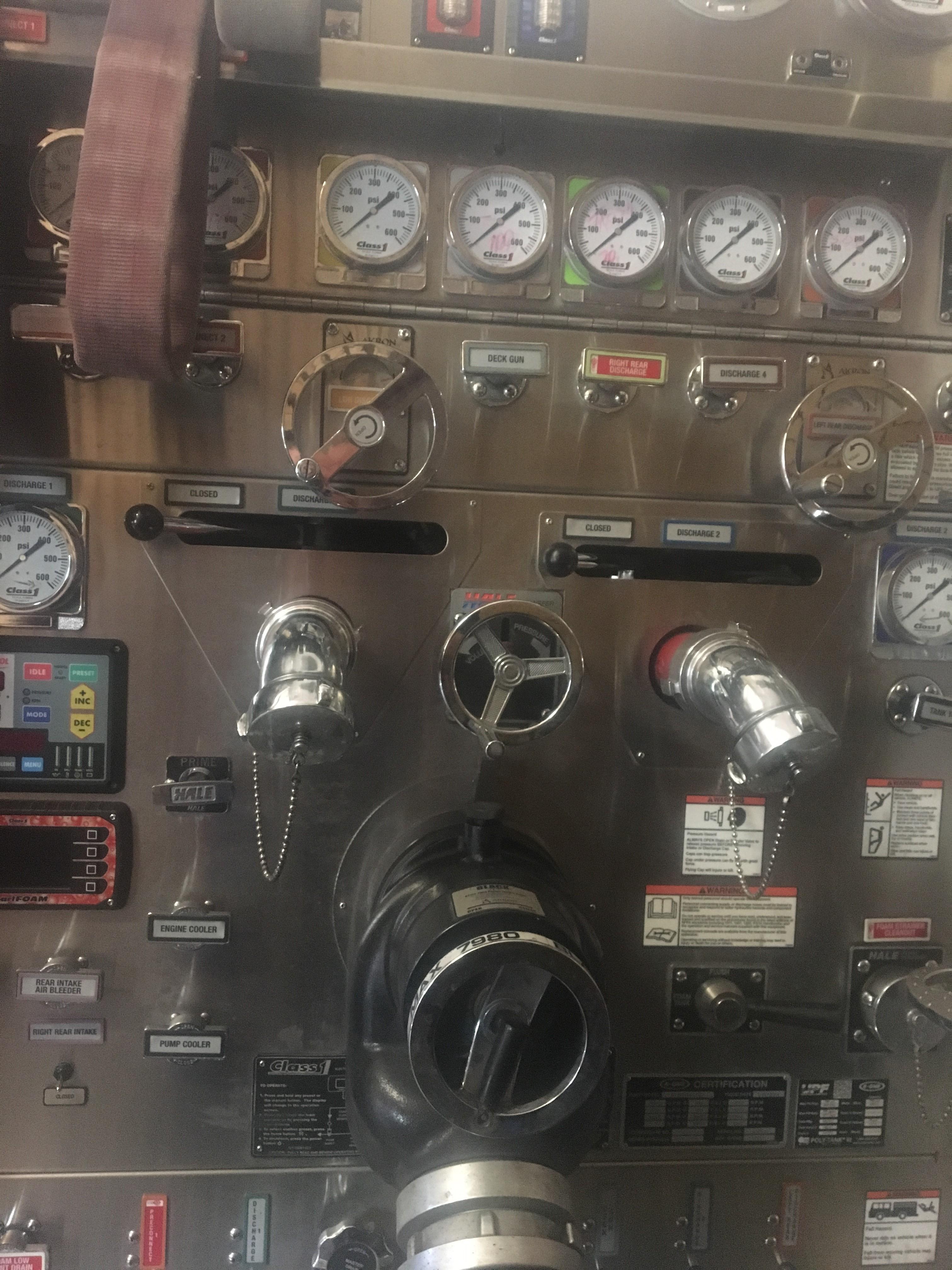 IMG 3985 1 Ambulancier : le site de référence Immersion chez les EMS Paramedic aux USA - Les images