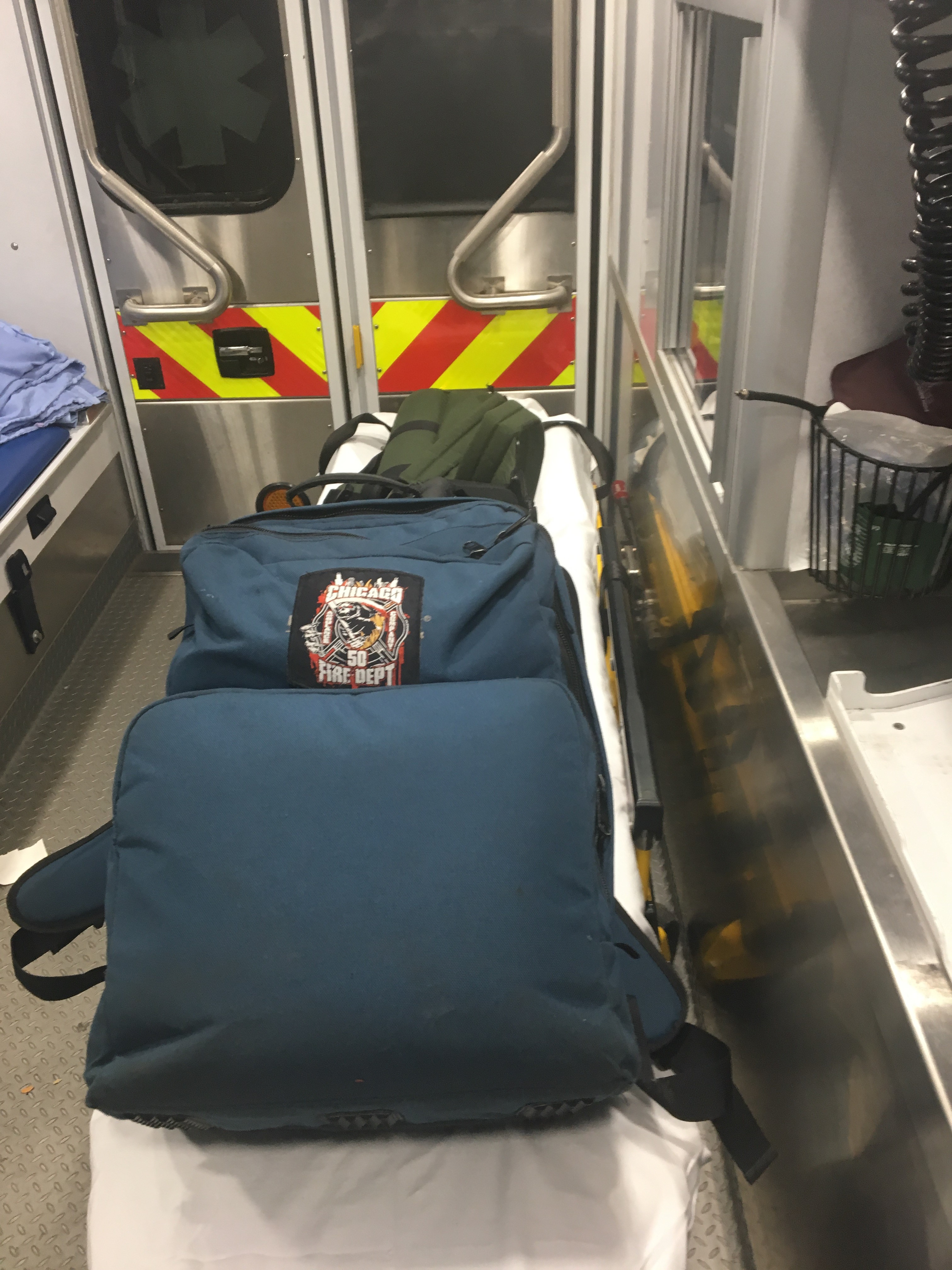 IMG 4002 1 Ambulancier : le site de référence Immersion chez les EMS Paramedic aux USA - Les images