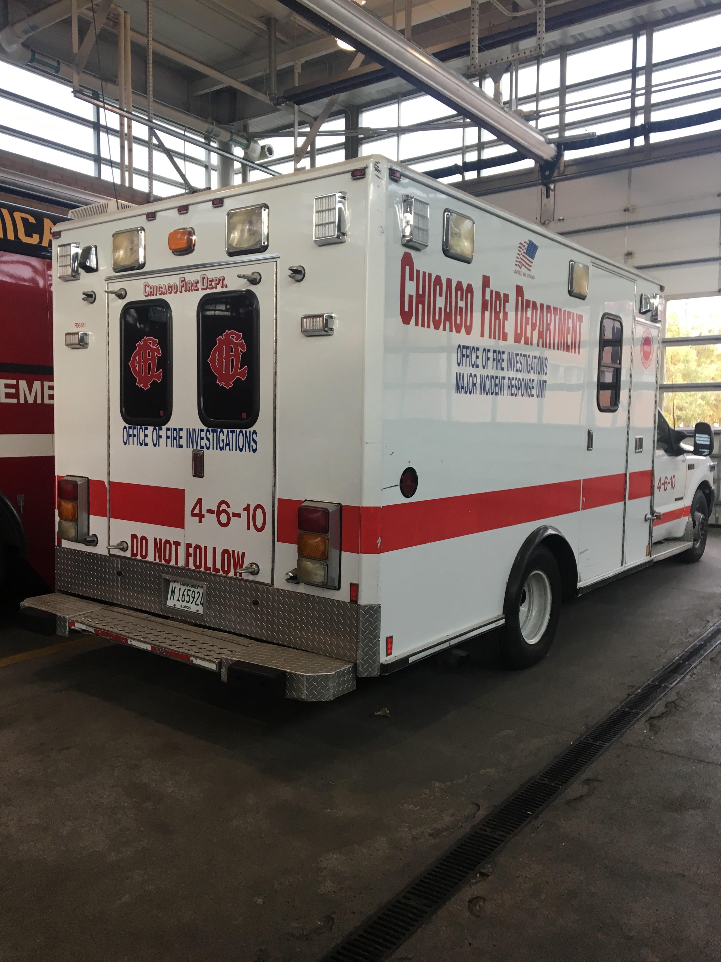 IMG 4032 1 Ambulancier : le site de référence Immersion chez les EMS Paramedic aux USA - Les images