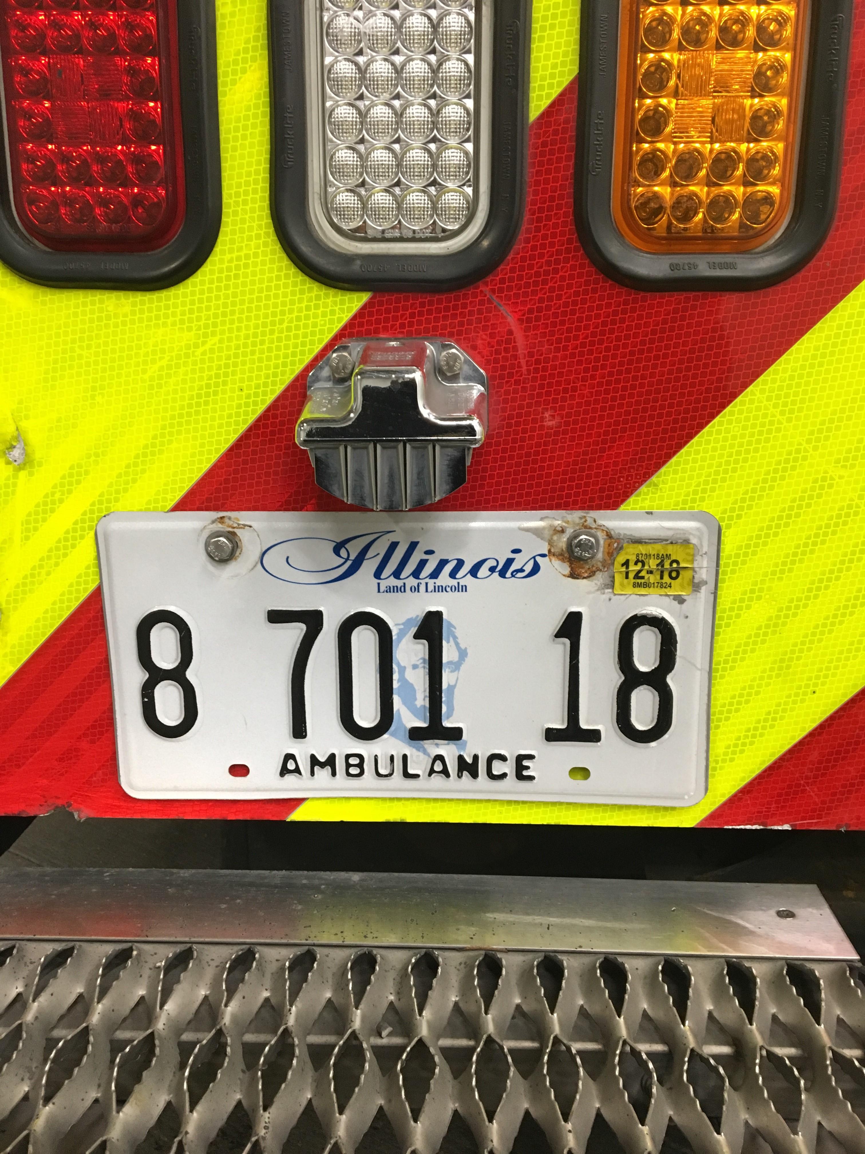 IMG 4050 1 Ambulancier : le site de référence Immersion chez les EMS Paramedic aux USA - Les images