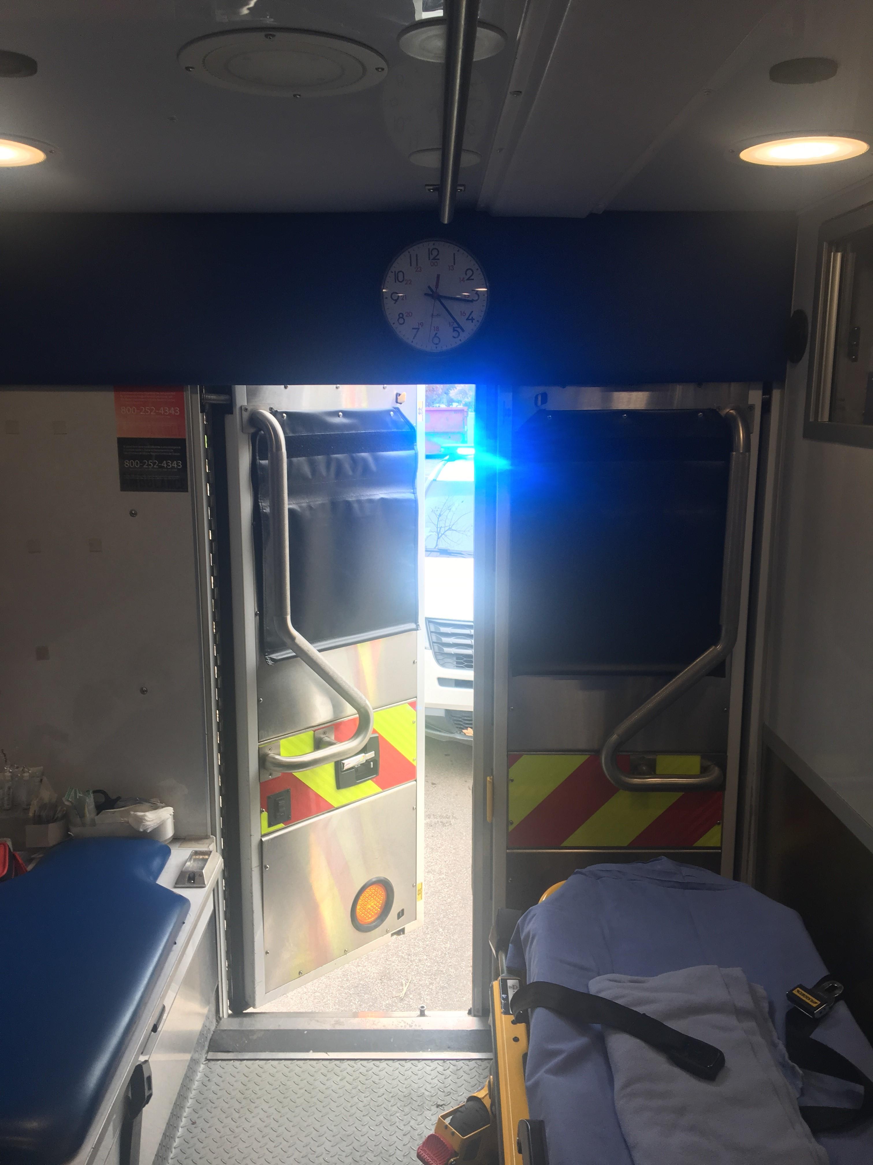 IMG 4077 1 Ambulancier : le site de référence Immersion chez les EMS Paramedic aux USA - Les images