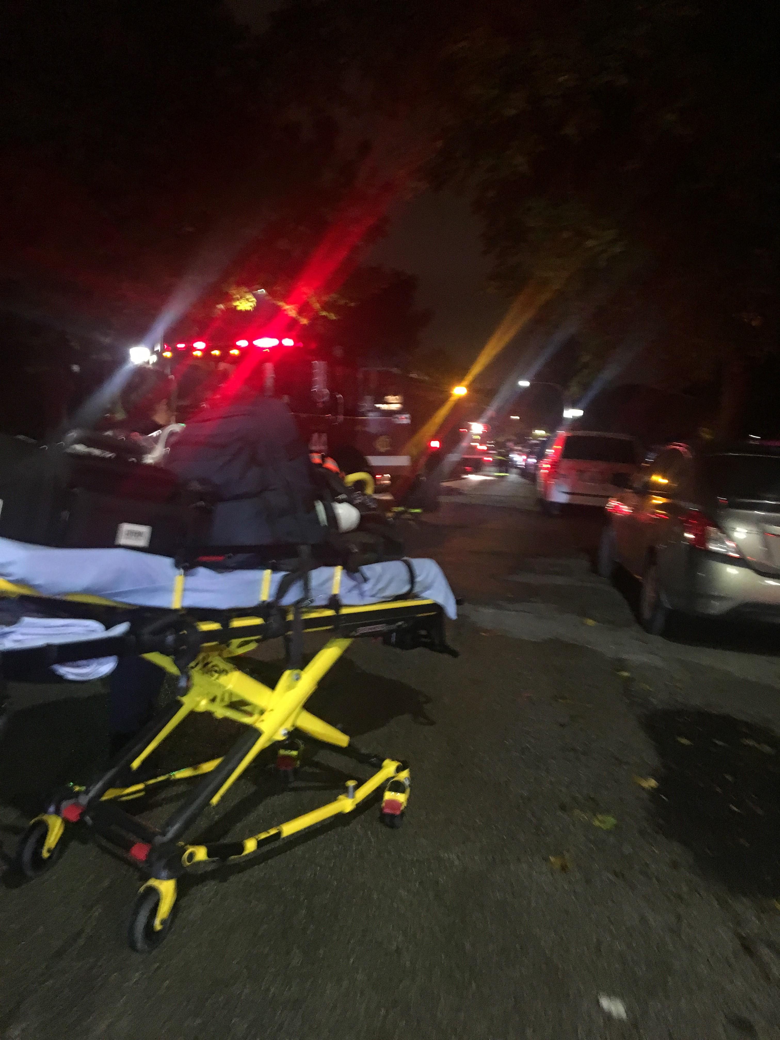 IMG 4162 1 Ambulancier : le site de référence Immersion chez les EMS Paramedic aux USA - Les images