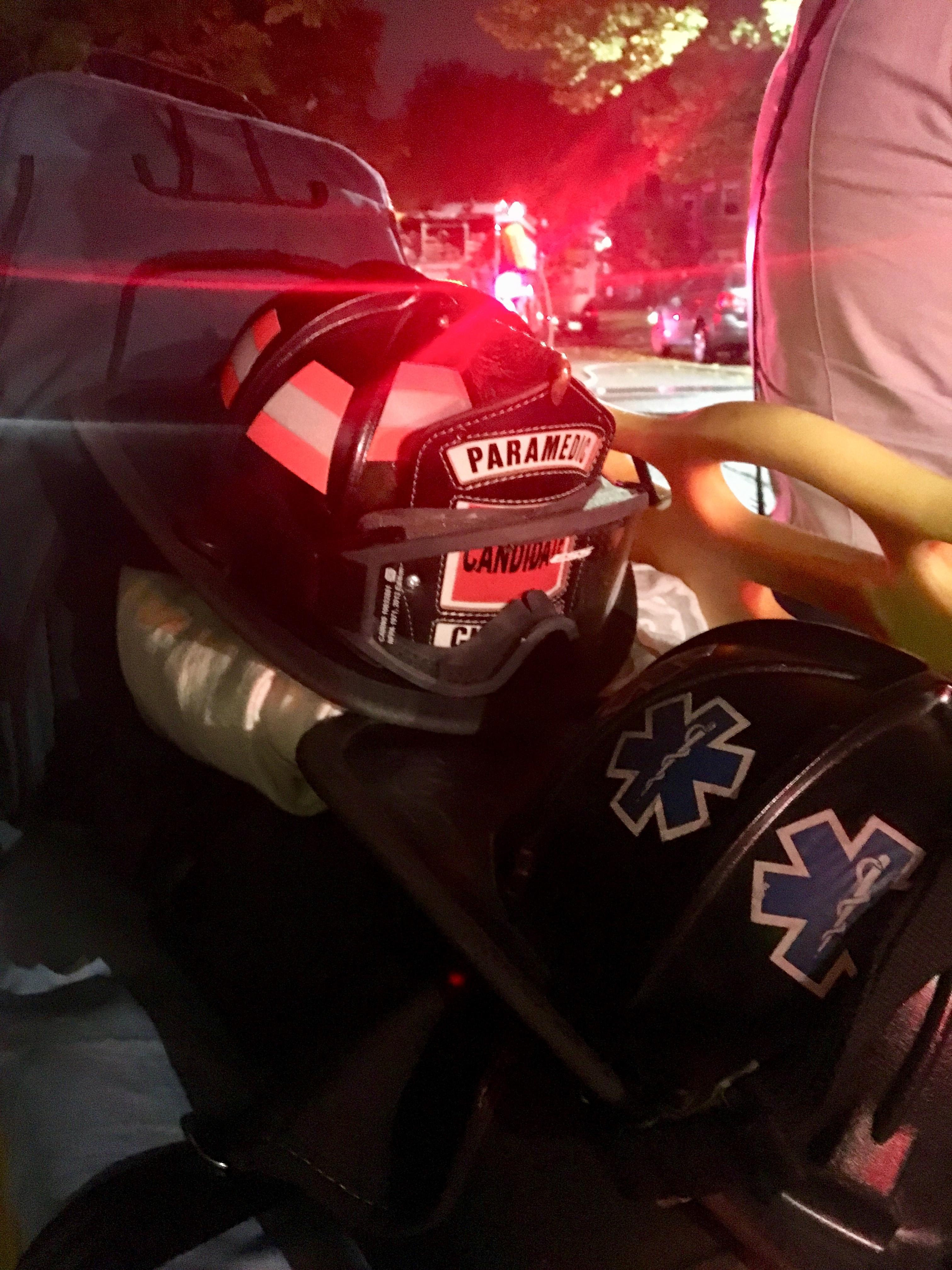IMG 4176 1 Ambulancier : le site de référence Immersion chez les EMS Paramedic aux USA - Les images