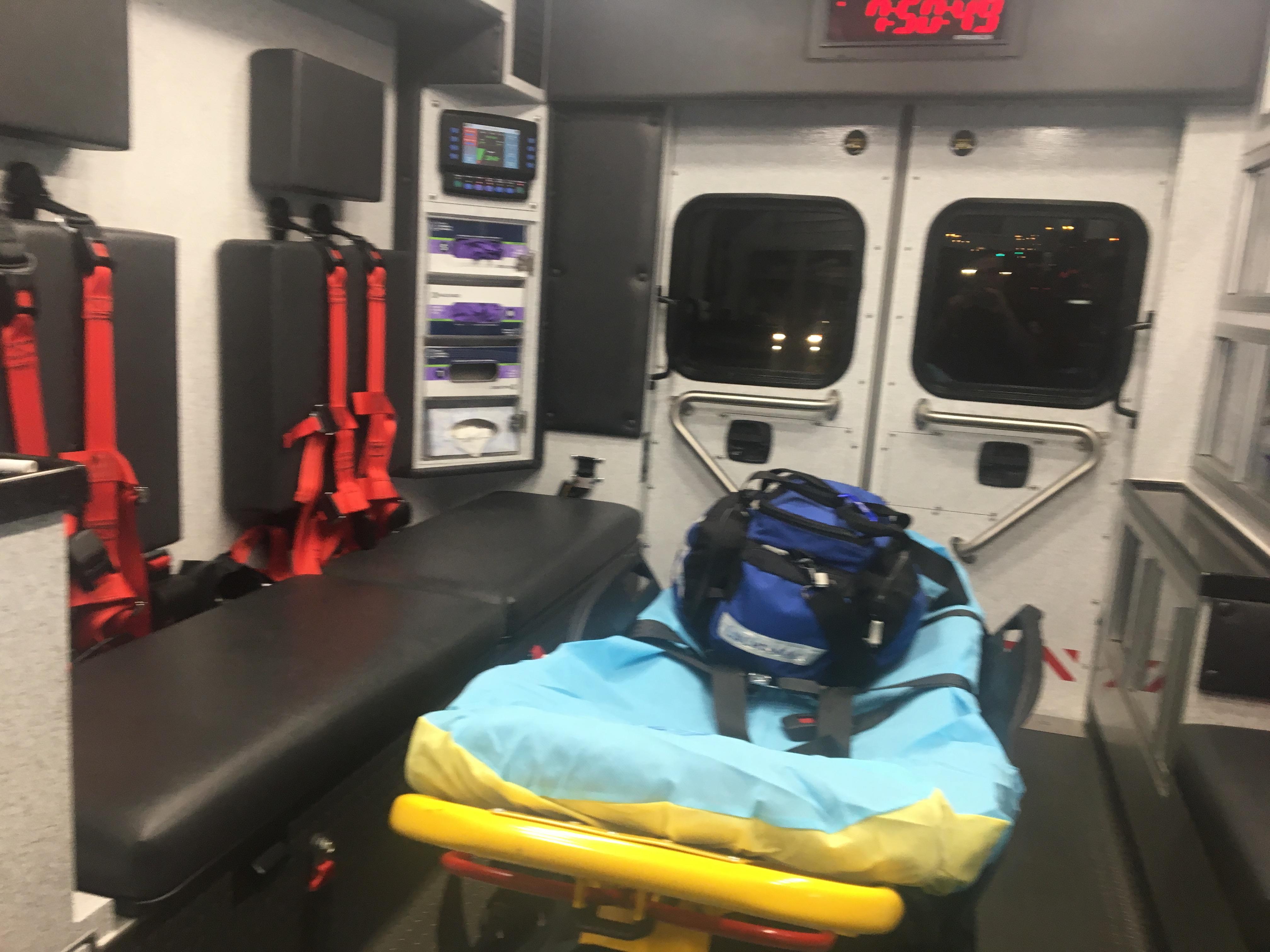 IMG 4304 Ambulancier : le site de référence Immersion chez les EMS Paramedic aux USA - Les images