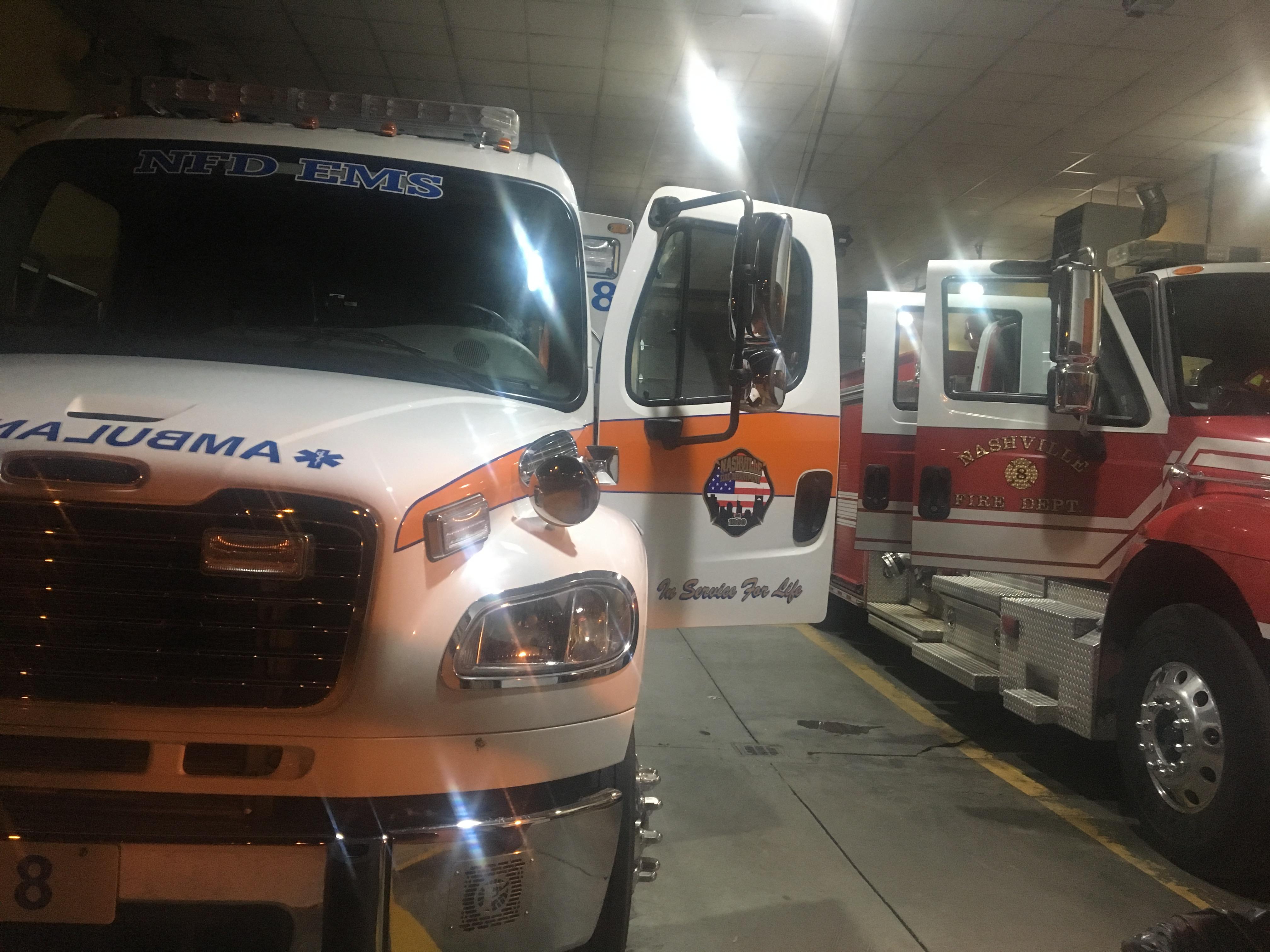 IMG 4335 Ambulancier : le site de référence Immersion chez les EMS Paramedic aux USA - Les images