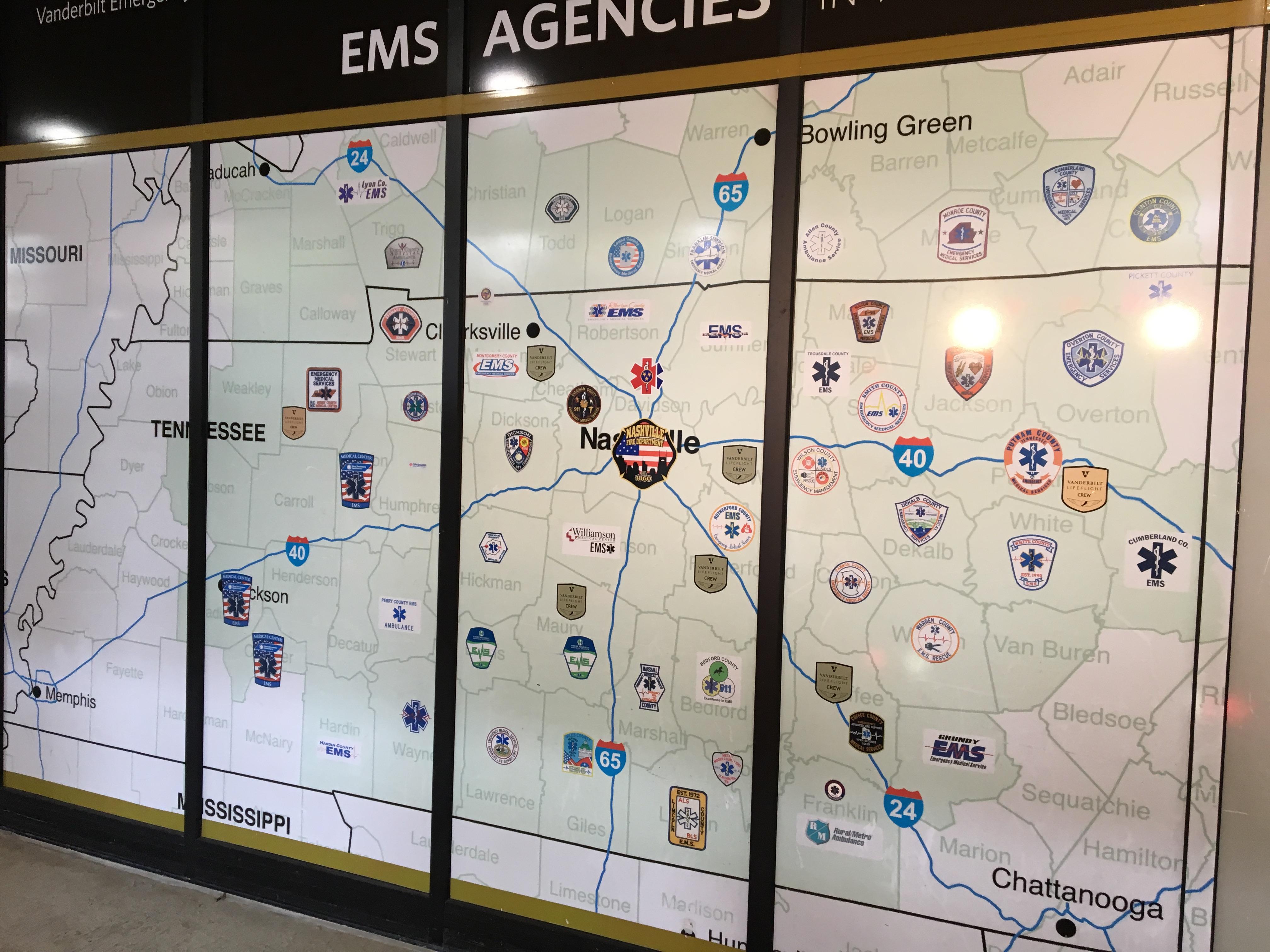 IMG 4397 Ambulancier : le site de référence Immersion chez les EMS Paramedic aux USA - Les images
