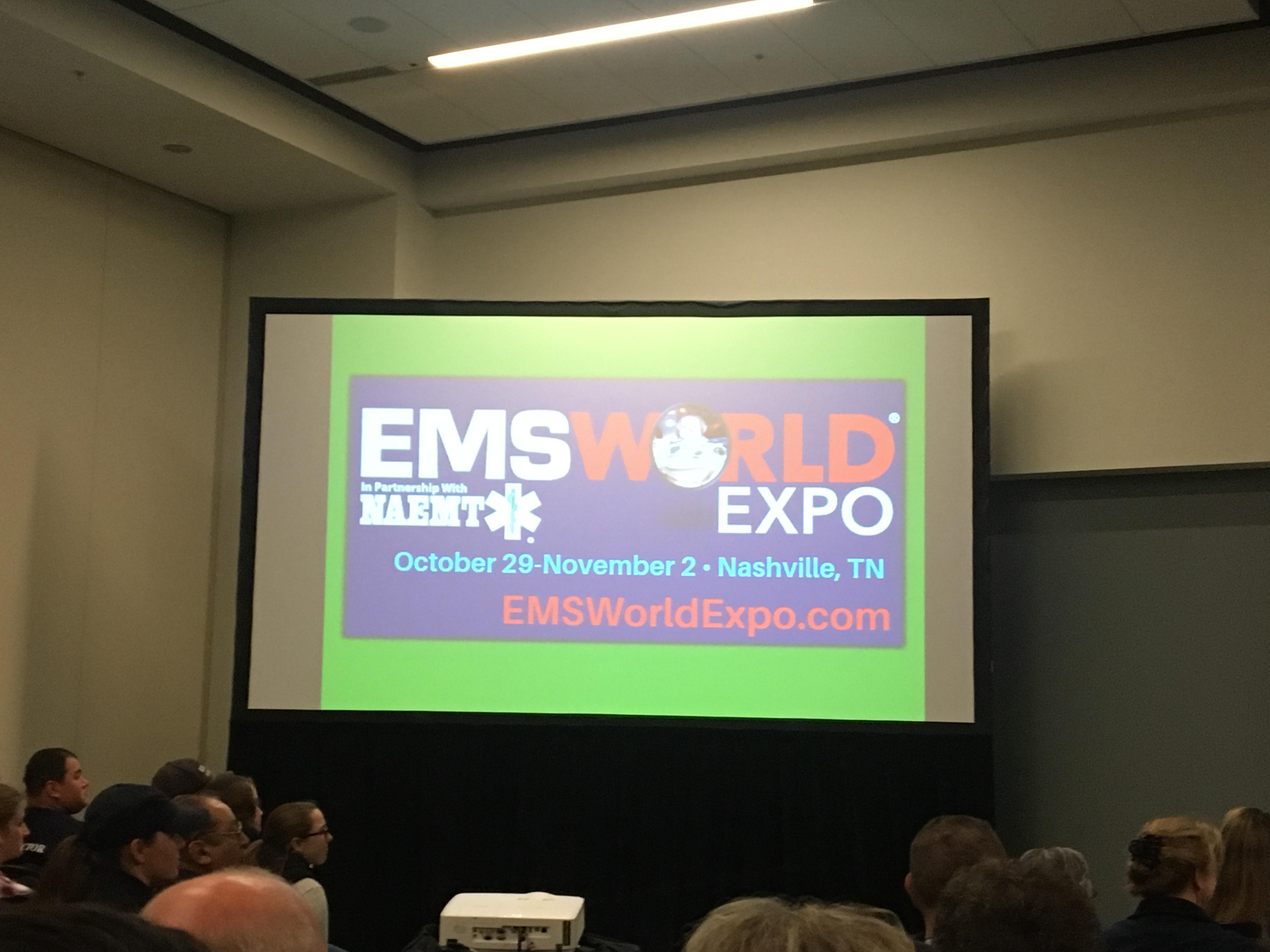IMG 4491 Ambulancier : le site de référence Immersion chez les EMS Paramedic aux USA - Les images