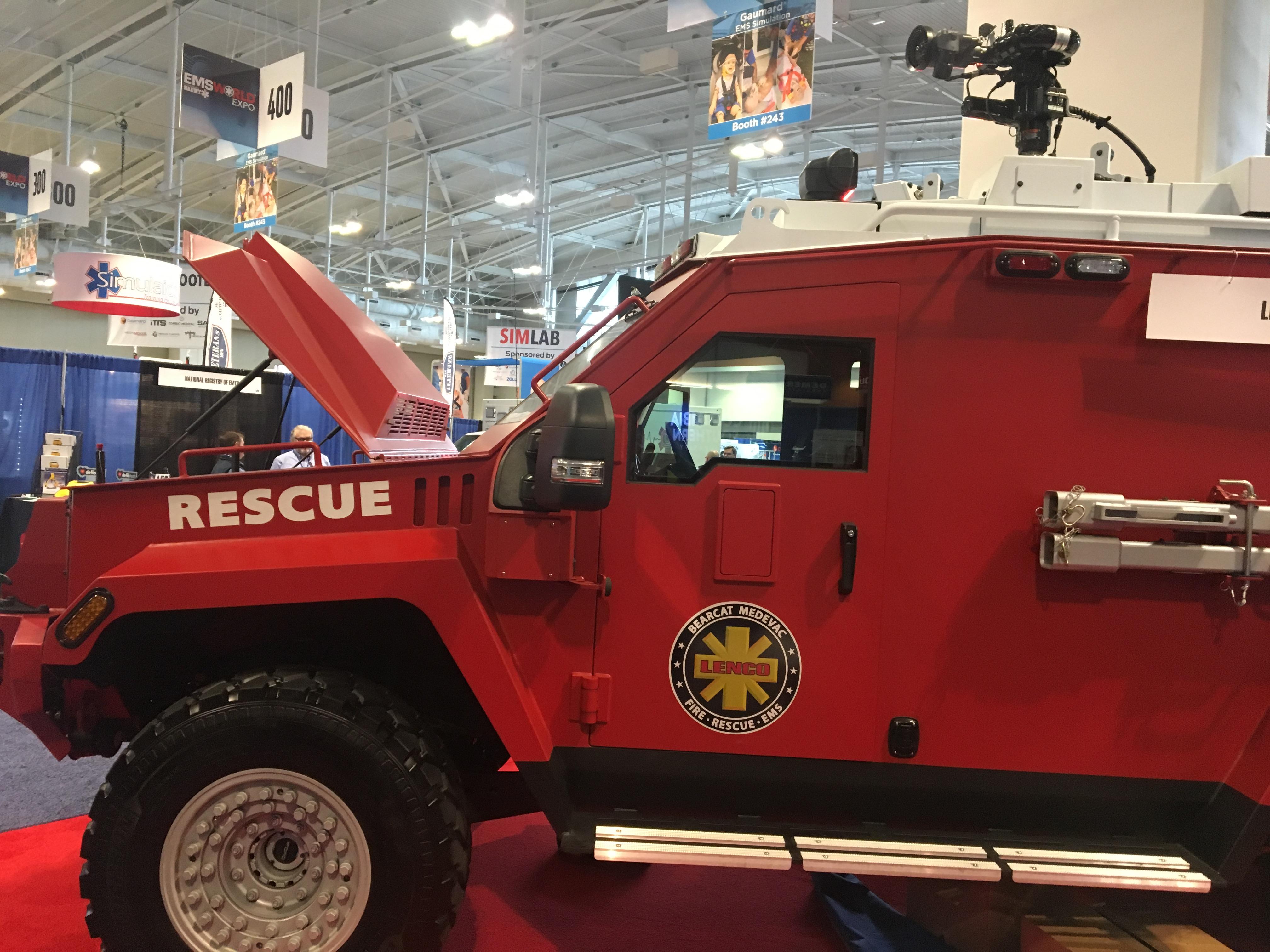 IMG 4536 Ambulancier : le site de référence Immersion chez les EMS Paramedic aux USA - Les images