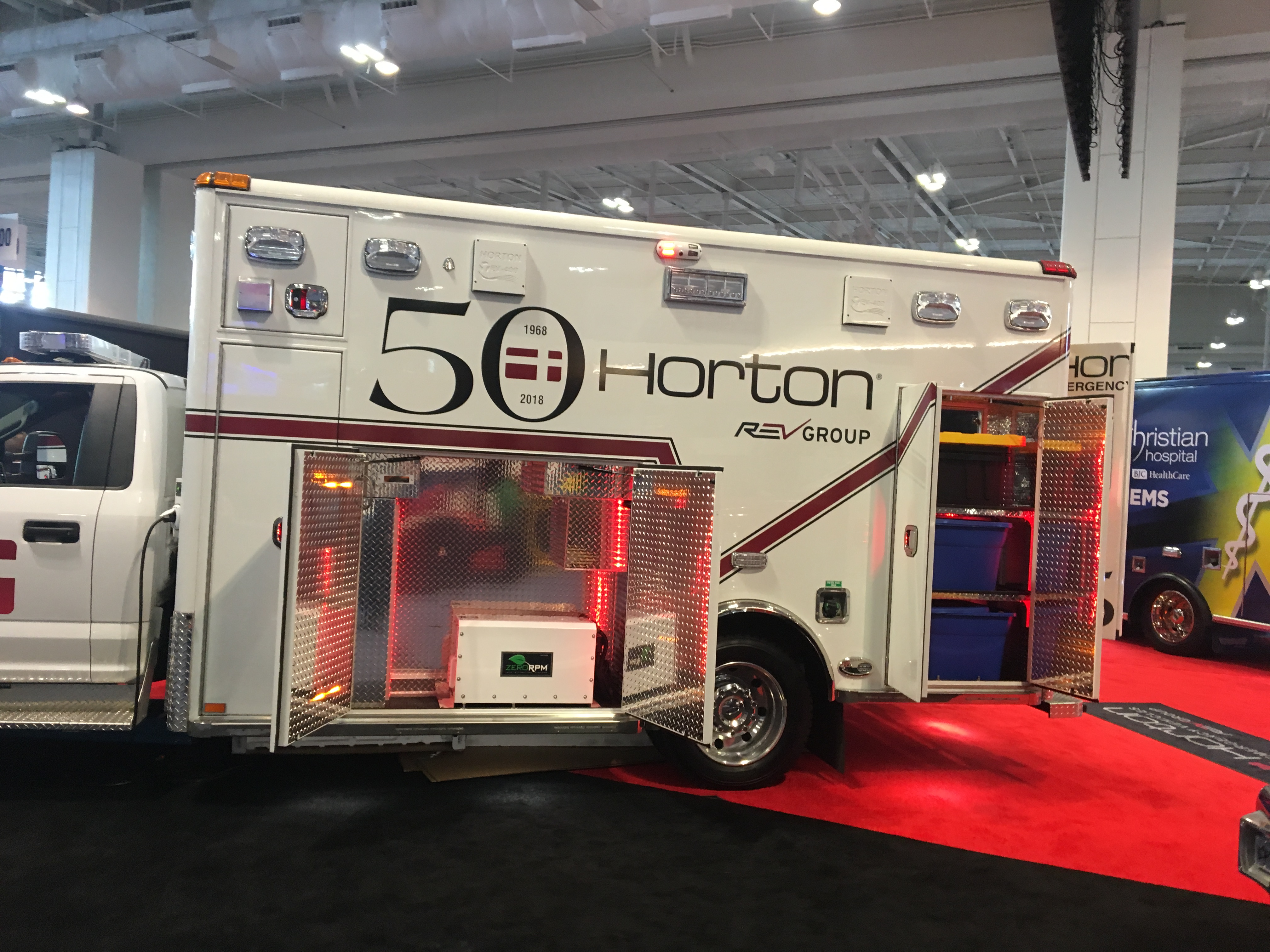 IMG 4554 Ambulancier : le site de référence Immersion chez les EMS Paramedic aux USA - Les images