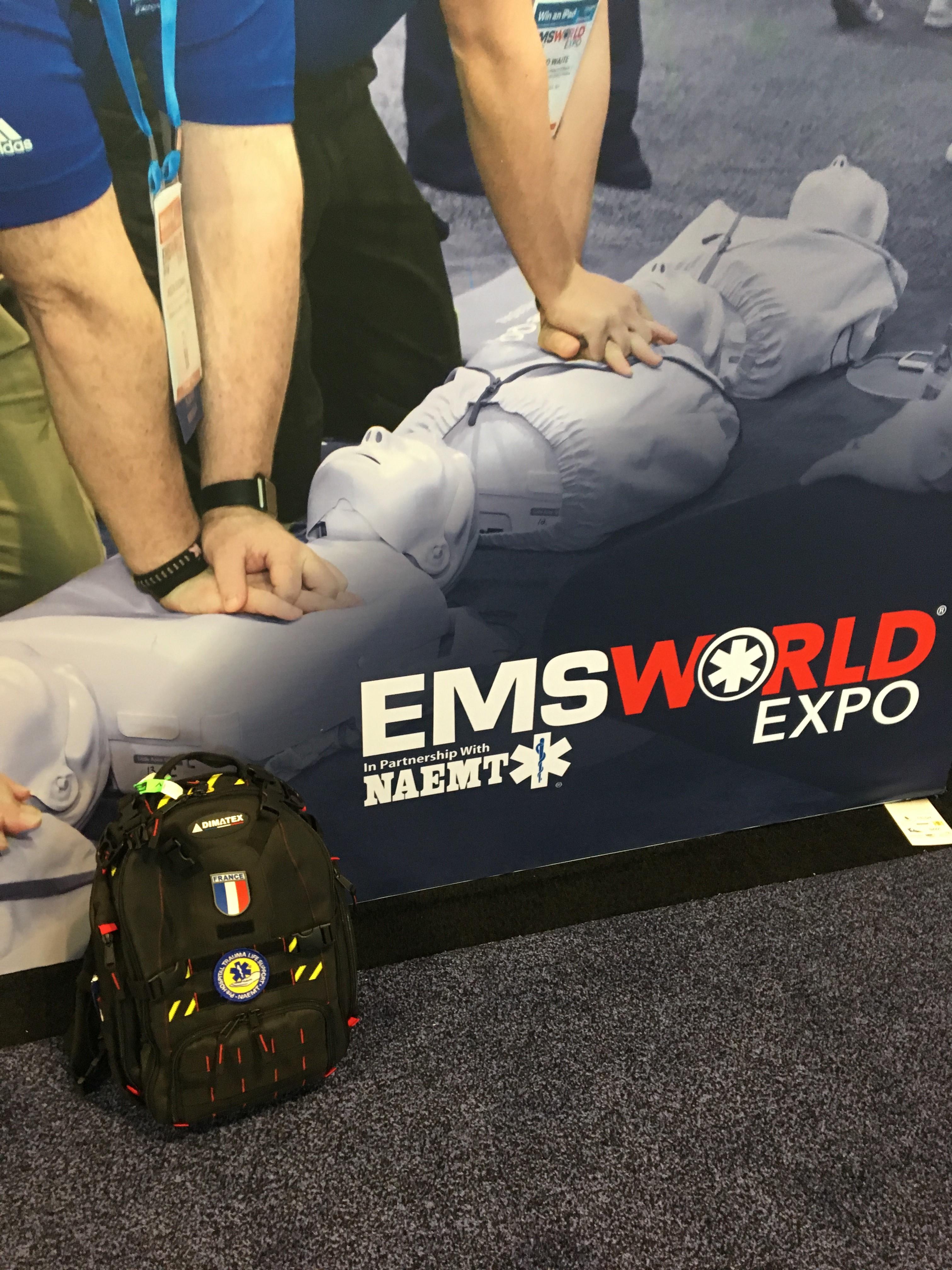IMG 4557 Ambulancier : le site de référence Immersion chez les EMS Paramedic aux USA - Les images