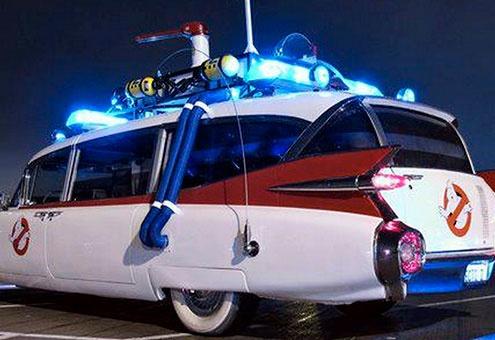 ambulance ghost 1 Ambulancier : le site de référence Ambulancier, liberté égalité et selfies