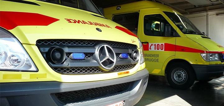 formation d'ambulancier - Belgique