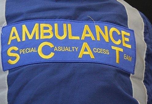 marquage ambulance 2 Ambulancier : le site de référence Ambulancier le site : dix ans d'histoire