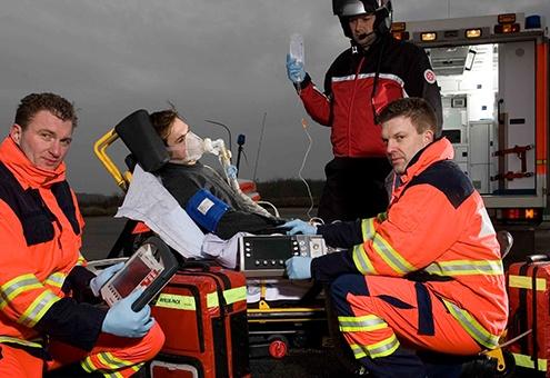 medic team Ambulancier : le site de référence L'ambulancier, les formations et vos entreprises