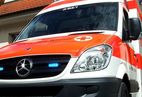 mercedes ambulance allemagne Ambulancier : le site de référence L'ambulancier, les formations et vos entreprises