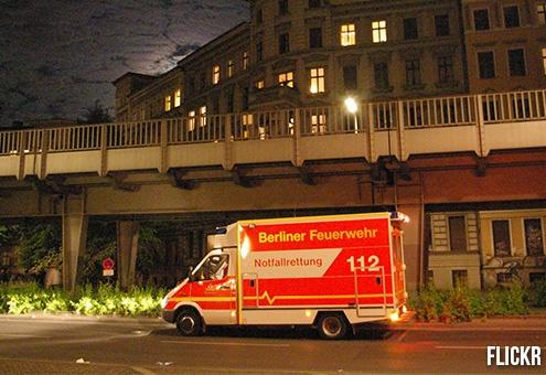 paramedix 4 Ambulancier : le site de référence Ambulance, le brancard et le sens inverse