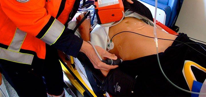 prise constante ambulancier et patient Ambulancier : le site de référence Ambulanciers,vos interventions marquantes