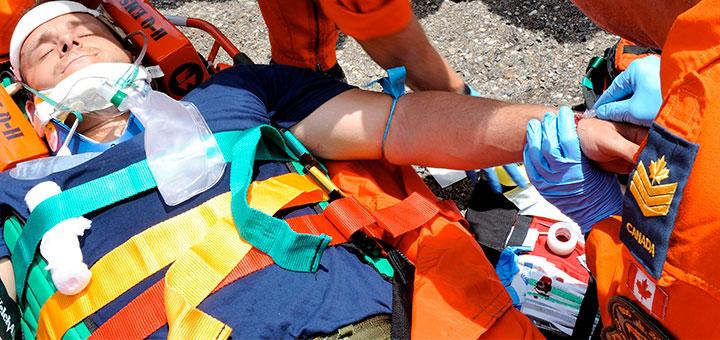 formation ambulancier - module 1 - gestes et soins d'urgence