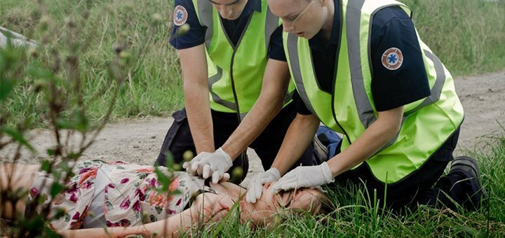 Récit d'ambulancier : quand l'âme prend un coup