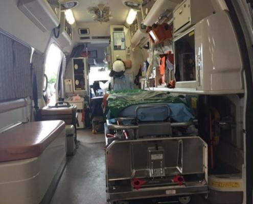 26 Ambulancier : le site de référence L'urgence au Japon, un système en pleine évolution