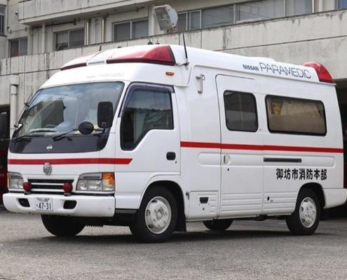 27 Ambulancier : le site de référence L'urgence au Japon, un système en pleine évolution