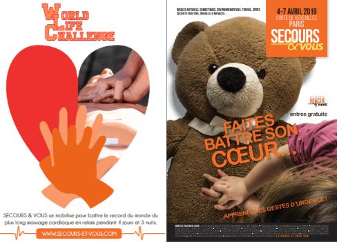 faisons battre son coeur Ambulancier : le site de référence World Life Challenge